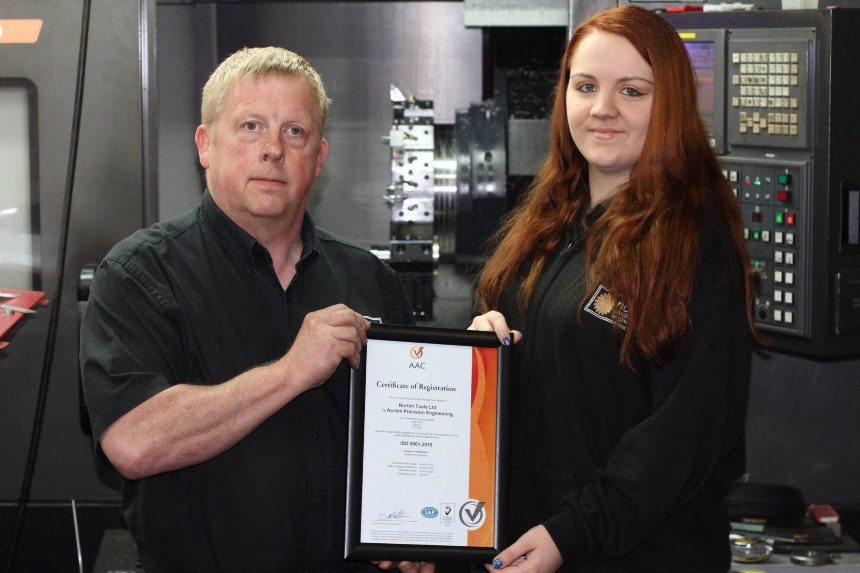 Gloucestershire engineering firm thrilled with AAC's service.